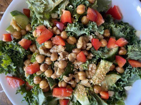 Teacher shares benefits of going vegan amid growing popularity