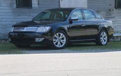 Car Review Corner: Taurus